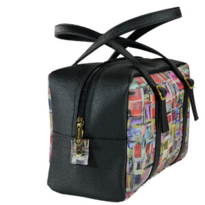 Cassatella Boston Bag - Side