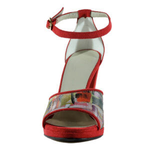 Sandalo Cassatella - Fronte