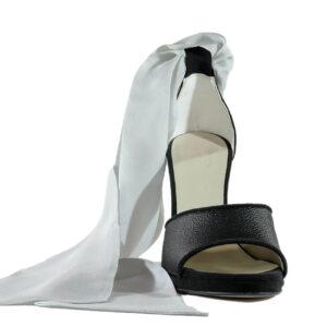 Sandalo Tetù Grigio - Fronte