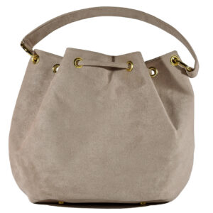 Pignoccata Bucket Bag - Back
